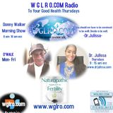 WGLRO Radio with Dr. Julissa To Your Good Health Thursday 9-28-2017