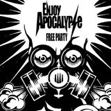 ELZO | ENJOY APOCALYPSE FREE PARTY | 07 NOVEMBRE 2015 | BRUSSELS