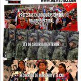 Forjando Futuro - Apuntes sobre la coyuntura: Honduras, Ley de seguridad, Marichuy
