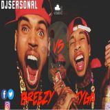 Chris Brown VS Tyga Vol.1 TWEET' @DJSEASONAL