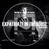 Expatriate In The House Radio - 10.06.18 - Guest Mix Fabrizio De Santis