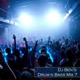 DJ Ben's Drum n Bass Mix 7