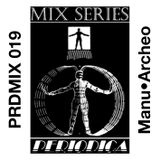 "PRDMIX 019 - Manu•Archeo in ""Italian beauty"" (19.06.2018)"