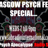 (Glasgow Psych Fest Special) Sept 3rd - The Psych Apocalypse Radio Show - 2014