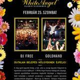 Nemere & Dj Free & Goldhand - Live @ White Angel Budapest 2012.02.25.