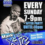 Mark XTC BASS Music Rave Show 16_07_2017 OSN Radio