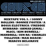 Mark de Clive-Lowe presents Church vol.3 mixtape