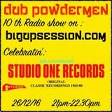 BIGUPSESSION #10 Studio one records