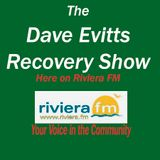 Dave Evitts The Recovery Show Wendesday 19th October 2017