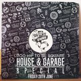 Too Hip To Be Square House & Garage Mix (Mixed by Oh-Death & Al Chewy)