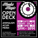 Monka Magic Open Deck Session (July 2015)