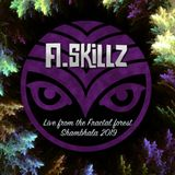 A. Skillz - Shambhala Mix 2019 (Live from the Fractal Forrest)