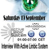 Hidden Sounds & Vibrations Radioshow (Active Limbic System guestmix)