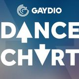 Gaydio Dance Chart // Mixed by Dave Cooper // 21-10-18