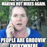 PERMIT PATTY'S PARTY (Book of Mixes Chapter 6)