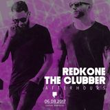 Redkone LIVE @ The Clubber Lisbon After Hours_August_2017