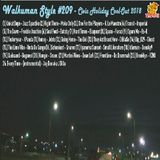 Walkuman Style #209 - Civic Holiday Cool-Out 2018 (*all-instrumentals)