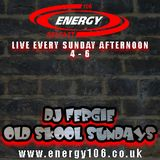Old Skool Sundays 04-09-2016 DJ Fergie