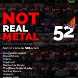 NOT REAL METAL EPISODIO 52 - MUTANTE RADIO
