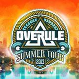 Dj Overule - Summer Tour 2013 Mixtape