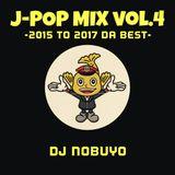 J-POP MIX vol.4 -2015 to 2017 da BEST-