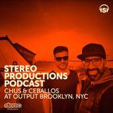 WEEK50 2014 Chus & Ceballos Live from Output Brooklyn, USA, Nov'14