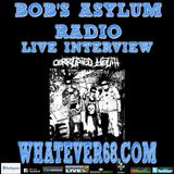 Bobs Asylum Radio Whatever68radios interview with Corrupted Youth