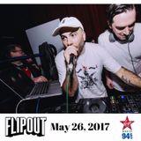 Flipout - Virgin Radio - May 26, 2017