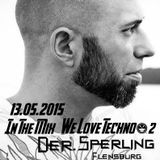 Der Sperling - In The Mix @ Nordic Beats - #1 . 24.04.2015
