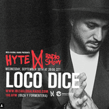 Loco Dice @ Hyte Radio Show, Ibiza Global Radio 2015-09-30 -