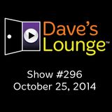 Dave's Lounge #296: Eyes Ahead