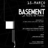 Lukas Techno Set at Basement 15 03 2013 BRA