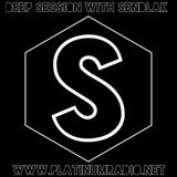 Deep Session with Sendlak podcast @ Platinumradio 01.04.13
