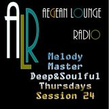 Melody Master Aegean Lounge Radio Session 24