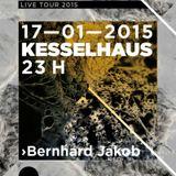 Bernhard Jakob - Kesselhaus - Augsburg, 17.01.2015 (23:00 - 02:00 Uhr)