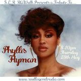 SLR - Tribute to Phyllis Hyman 28th May 2015