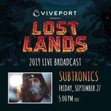 Subtronics @Lost Lands 2019 [Live Stream]