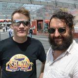 Sonic Traces: Sommer Special mit Moses Iten (Cumbia Cosmonauts) & Juri The Luusbueb