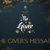 The Giver's Message