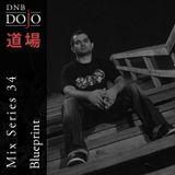 DNB Dojo Mix Series 34 - Mixed by Blueprint