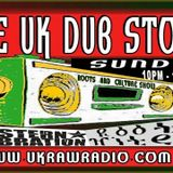 THE UK DUB STORY RADIO SHOW with Roots Hitek  & Eastern Vibration 24th Jan 2016 www.ukrawradio.com