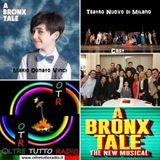 diretta del 16/05/19 A BRONX TALE - Teatro nuovo di Milano