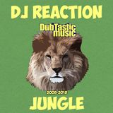 Reaction - DubTastic Music - Jungle vinyl 93-96 - Kane FM 22nd December 2017