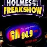 Holmes & The Freak Show-94.9 WYGR Grand Rapids 4/23/16 Segment 1