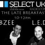 Obzee & LED - Breakfast Show 19/09/15