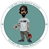 45 Live Radio Show pt. 19 with guest DJ DAN WALTERS