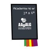 Academia no Ar - 28Mar - Edição Desportiva - João Silva