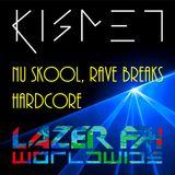 Nu Skool, Rave Breaks, Hardcore - Lazer FM (06-08-2018)