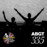 Above & Beyond - Group Therapy 335: Maor Levi Guest Mix