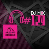 Argiris Mitsellis Presents Dj Mix #129